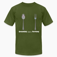 Spooning leads to Forking T-Shirts
