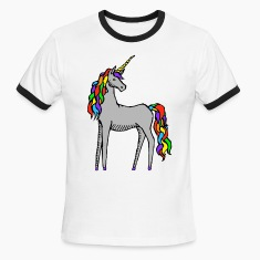 Unicorn Rainbow T-Shirts