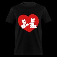 T-Shirts ~ Men's T-Shirt ~ Men's Paulo and Lucy T-Shirt