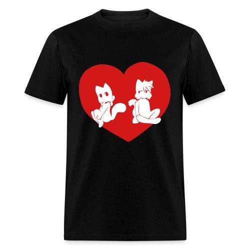 Men's Paulo and Lucy T-Shirt - Men's T-Shirt