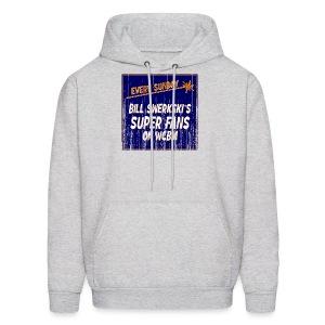 Bill Swerkski's Superfans on WCBM Men's Hooded Sweatshirt - Men's Hoodie