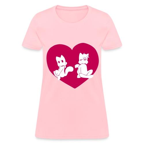 Womens' Paulo and Lucy T-Shirt - Women's T-Shirt