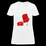 Women's T-Shirts ~ Women's T-Shirt ~ Girls' Brick T-Shirt