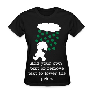 Irish Rain - Women's T-Shirt