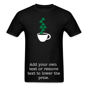 Irish Coffee - Men's T-Shirt