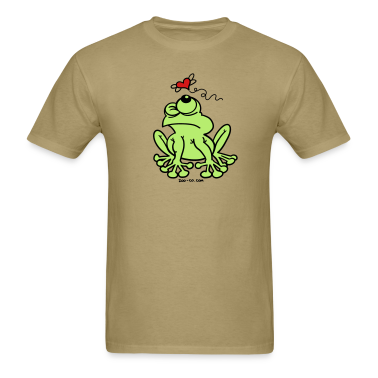 Frog Chasing Love T-Shirts