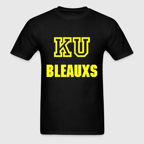 KU BLEAUXS - Men's T-Shirt
