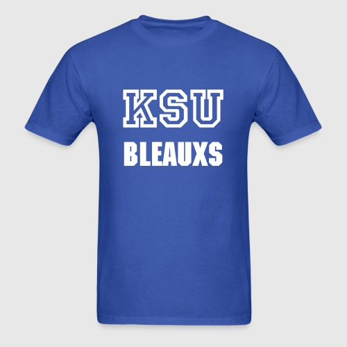 KSU BLEAUXS - Men's T-Shirt