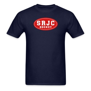 Vintage Men's SRJC Hockey T-shirt - Men's T-Shirt