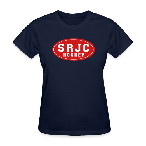 Vintage Women's SRJC Hockey T-shirt - Women's T-Shirt