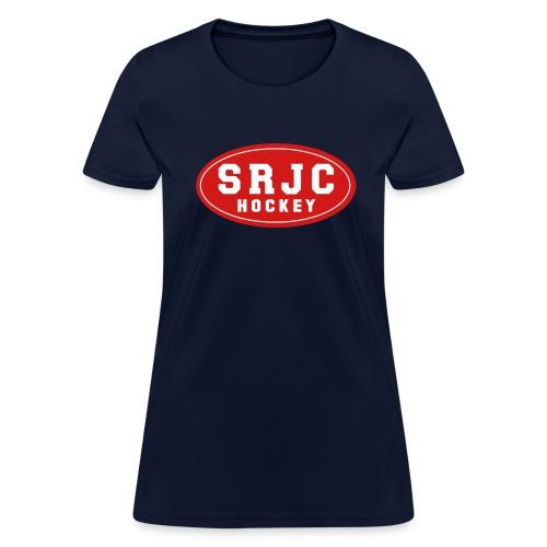 Vintage Women's SRJC Hockey T-shirt - Women's T-Shirt