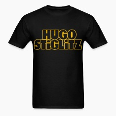 Hugo Stiglitz Fancy Font T-Shirts