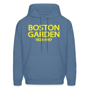 The Garden Unisex Men's Hooded Sweatshirt - Men's Hoodie