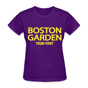 The Garden Women's Standard Weight T-Shirt - Women's T-Shirt