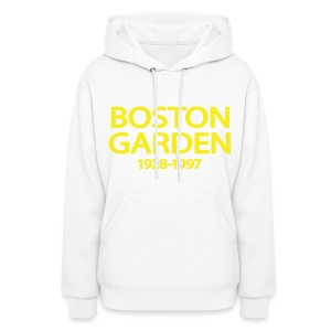 The Garden Women's Hooded Sweatshirt - Women's Hoodie