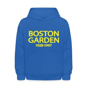 The Garden Kid's Hooded Sweatshirt - Kids' Hoodie