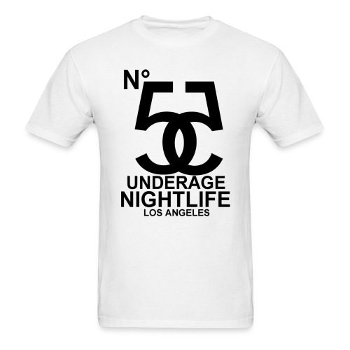 N°55 NIGHTLIFE SHIRT - Men's T-Shirt