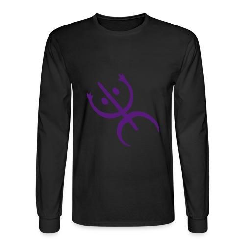 El Coqui Taino Symbol - Men's Long Sleeve T-Shirt