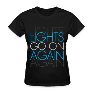 [B2ST] Lights Go On Again 2 - Women's T-Shirt
