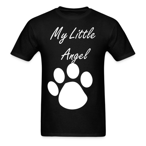 My little angel - Men's T-Shirt