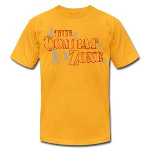 The Combat Zone Men's American Apparel Tee - Men's Fine Jersey T-Shirt