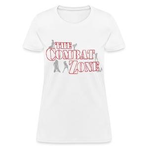 The Combat Zone Women's Standard Weight T-Shirt - Women's T-Shirt