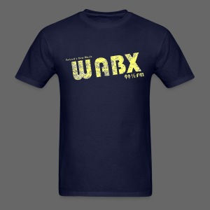 WABX Men's American Standard Weight T-Shirt - Men's T-Shirt