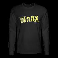 Long Sleeve Shirts ~ Men's Long Sleeve T-Shirt ~ WABX Men's Long Sleeve Tee