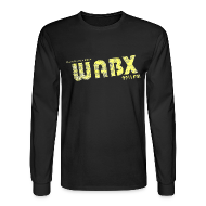 Long Sleeve Shirts ~ Men's Long Sleeve T-Shirt ~ WABX Men's Long Sleeve Tee