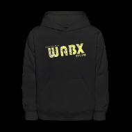 Sweatshirts ~ Kids' Hoodie ~ WABX Women's Kid's Hooded Sweatshirt