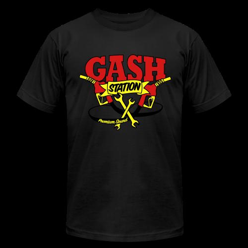 Gash Station Men's T - Men's Fine Jersey T-Shirt