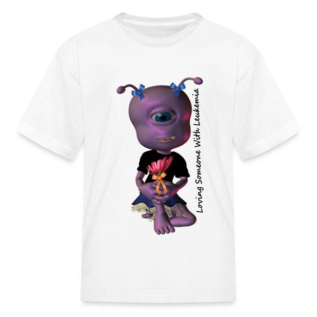Leukemia - Save a Life Alien