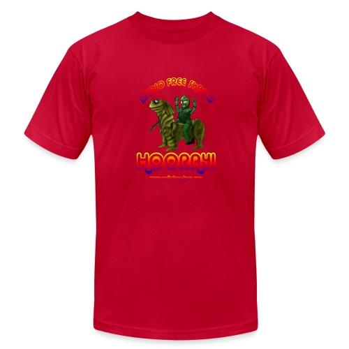 Hooray! (T-Shirt) - Men's Fine Jersey T-Shirt