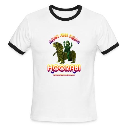 Hooray! (Ringer Tee) - Men's Ringer T-Shirt