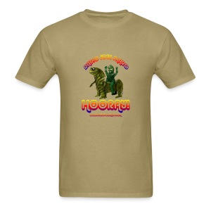 Hooray! (T-Shirt) - Men's T-Shirt