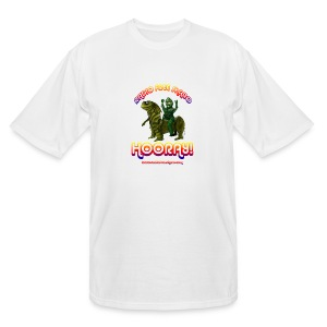 Hooray! (Tall T-Shirt) - Men's Tall T-Shirt