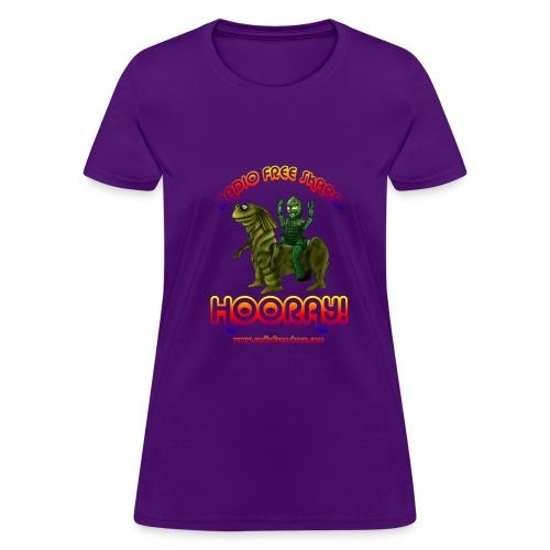 Hooray! (T-Shirt) - Women's T-Shirt