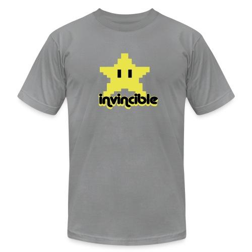 invincible t-shirt - Men's Fine Jersey T-Shirt