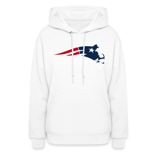 Mass Pats Women's Hooded Sweatshirt - Women's Hoodie