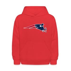 Mass Pats Kid's Hooded Sweatshirt - Kids' Hoodie
