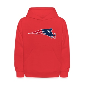Mass Pats Kid's Hooded Sweatshirt - Kids' Hoodie