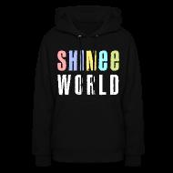 Hoodies ~ Women's Hoodie ~ [SHINee] SHINee World Concert