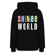 Hoodies ~ Women's Hoodie ~ [SHINee] SHINee World Concert