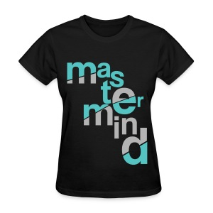[B2ST] Mastermind Black - Women's T-Shirt