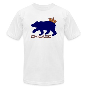 Ass Crown Men's American Apparel Tee - Men's T-Shirt by American Apparel