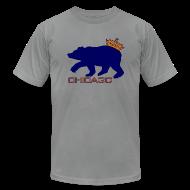 T-Shirts ~ Men's T-Shirt by American Apparel ~ Ass Crown Men's American Apparel Tee
