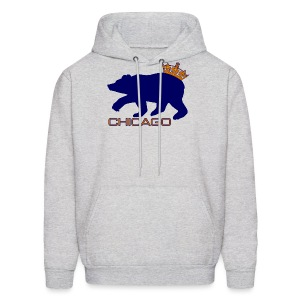 Ass Crown Men's Hooded Sweatshirt - Men's Hoodie