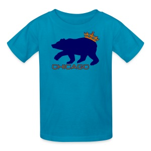 Ass Crown Children's T-Shirt - Kids' T-Shirt