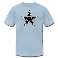 T-Shirts ~ Men's T-Shirt by American Apparel ~ Celtic Star