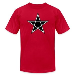 Celtic Star - Men's T-Shirt by American Apparel